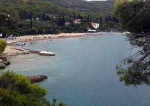 Παραλία Άγιοι Ανάργυροι Σπέτσες