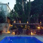 Εξωτερικοί Χώροι - Thimaras Traditional Residences