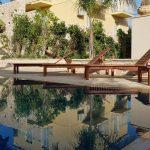 Πισίνα - Thimaras Traditional Residences